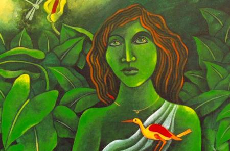 كامالا داس: ثلاث قصائد عن الأب